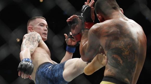 Колби Ковингтън срази Дос Анжос на UFC 225 (видео + снимки)
