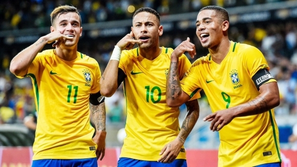 Бразилия ще покаже пълната си офанзивна мощ срещу Австрия