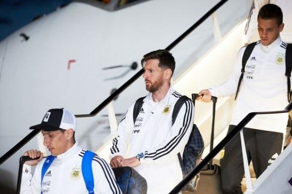 Меси определи кои пет отбора ще бъдат конкуренти на Аржентина за Световното