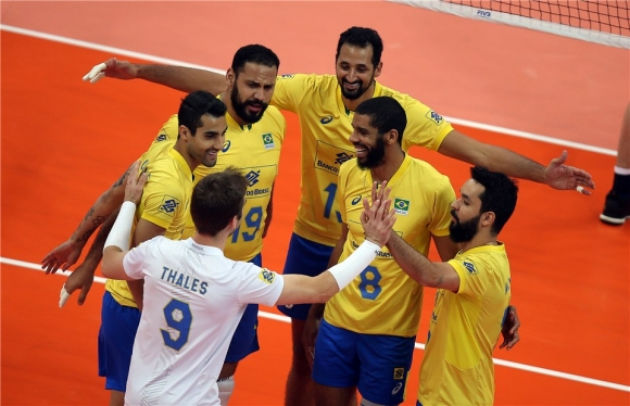 Бразилия идва в България след победа над Китай (видео)