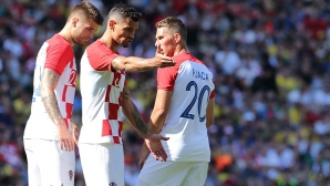Златко Далич обяви имената на хърватските национали за Световното първенство