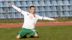 Николай Митов привлече юношески национал