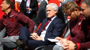Марк Хюз: Има полза от случилото се през последното първенство