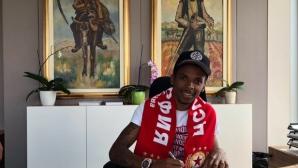 Бразилски гранд разчита да изкара добри пари от халф на ЦСКА-София