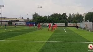 Юношите на ЦСКА-София са на финал