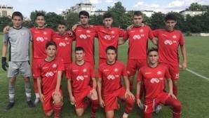 Юношите на ЦСКА-София се класираха на 1/4-финал