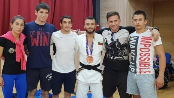 Бронзов медал за Борислав Янаков на Европейската купа по джудо в Белград