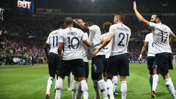 Франция е с най-скъпия отбор на Мондиала според CIES