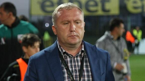 Киров: Търсим централен защитник, нямаме поставени конкретни цели на този етап