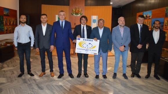 Инспекторите одобриха Варна и Албена за престижни европейски титли