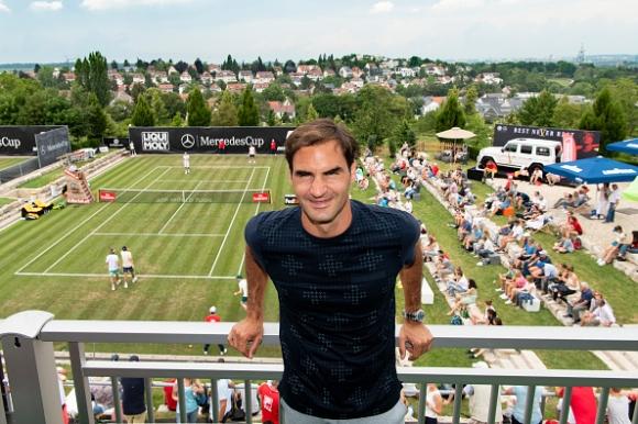 Федерер се завръща и гледа към върха