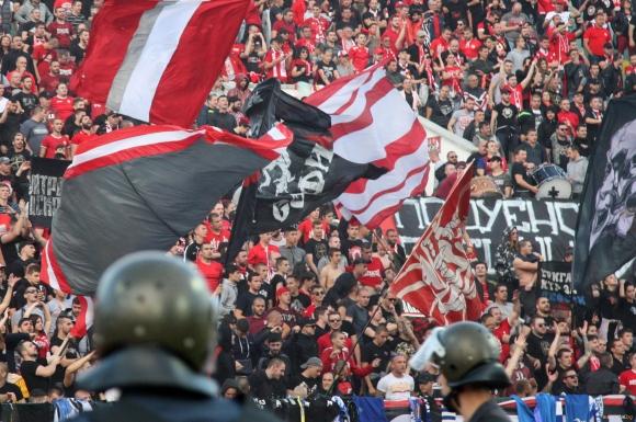 По инициатива на Животното, феновете на ЦСКА и Лудогорец се обединиха за благородна кауза