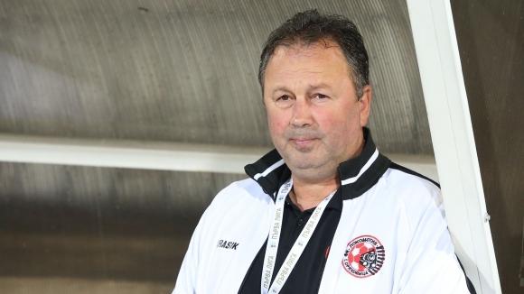 Ангел Червенков е новият треньор на Черноморец Одеса