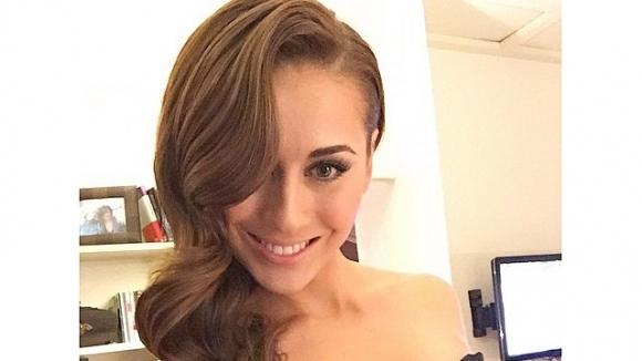 Клаудия – красивата дъщеря на Фернандо Йеро (снимки)