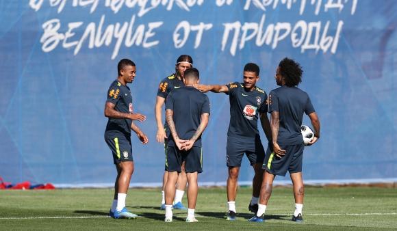 Приятел на национал разкри състава на Бразилия за неделя