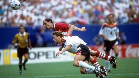 Матеус с интересни разкрития за мача България - Германия от Мондиал'94