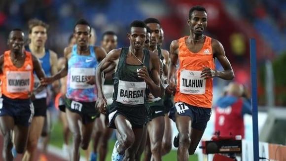 Постижение №1 в света за сезона на 3000 м, Дибаба се пробва на 800 м в Чехия