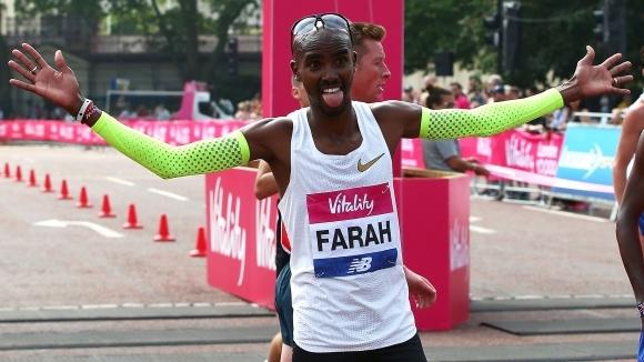 Мо Фара ще бяга на маратона на Чикаго