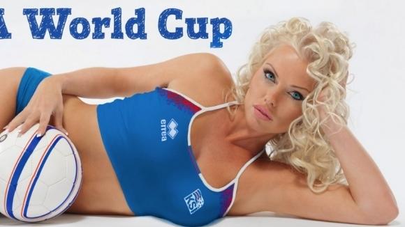 Асдис Ран обмисля да се разхвърля топлес при финал на Исландия