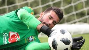 В Бразилия: Ливърпул отправи първата си оферта за Алисон