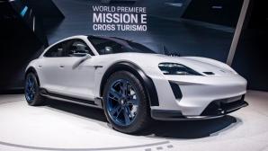 Първият електромобил на Porsche ще носи турско име