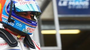 Toyota не фаворизирали Фернандо Алонсо