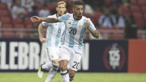 Аржентински халф претърпя успешна операция