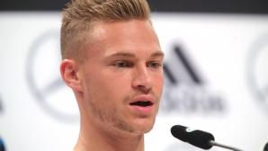 Кимих: Това е съвсем друг отбор на Германия