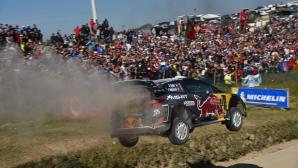 Себастиен Ожие или напуска WRC, или продължава с Ford през 2019