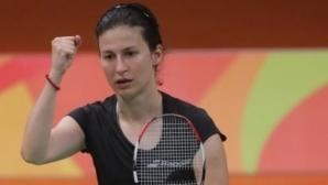 Линда Зечири се класира за четвъртфиналите на турнира по бадминтон в Испания