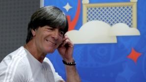 Германия иска задължителна победа срещу Мексико