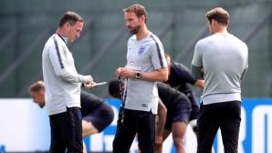 Саутгейт е обявил състава на Англия пред футболистите