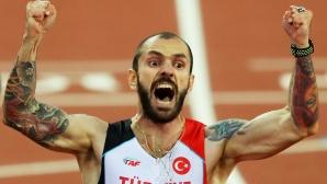 Гулиев атакува европейския рекорд на Пиетро Менеа