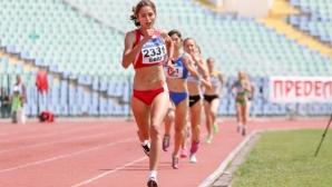 Силвия Георгиева безгрешна - три от три