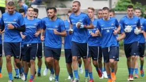 Левски с 29 футболисти в Правец, но без Нелуц Рошу