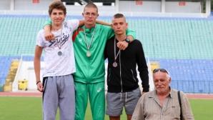 Алекс Любенов защити титла в овчарския скок