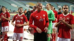 ЦСКА-София ще играе първата си контрола на базата в Панчарево
