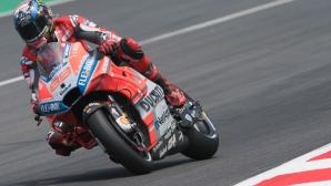 Прероден Лоренсо записа втора последователна победа в MotoGP с Ducati