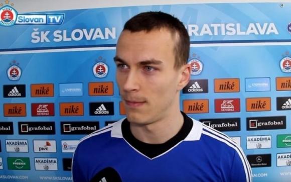 ЦСКА-София договори словашки национал