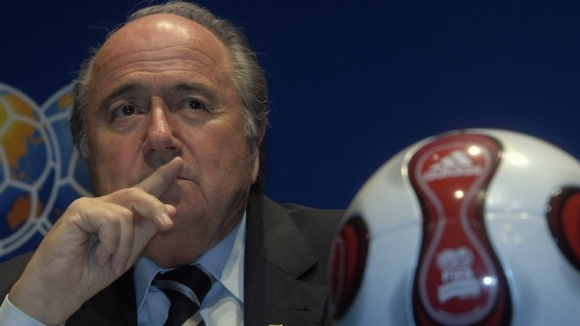 Сеп Блатер ще гледа мача между Мароко и Португалия