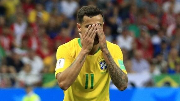 Играчите на Бразилия не са притеснени за класирането си