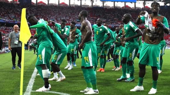 Сенегал спаси Африка от срам на Мондиал 2018