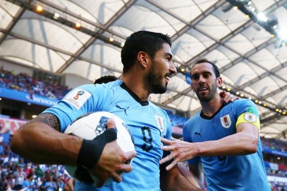 Втора минимална победа и Уругвай е на осминафиналите (видео)|escape