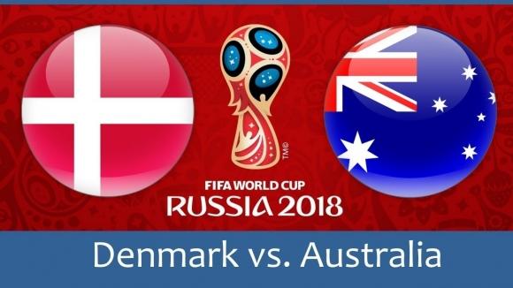 Дания излиза срещу Австралия с мисъл за плейофите|escape