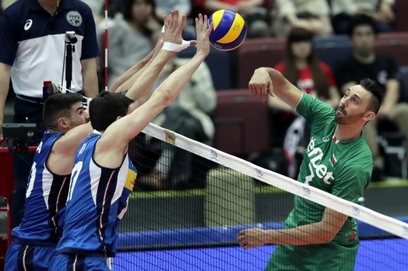 Волейболен национал отива в Китай?