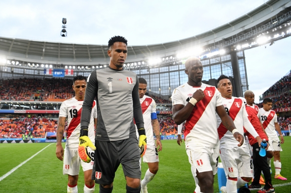 Вратарят на Перу: Оставихме всичко на терена