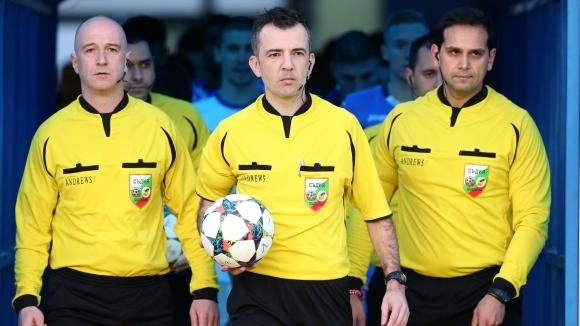 Съдийската комисия на БФС реши да извади от ранглистата Ангел Баялцалиев
