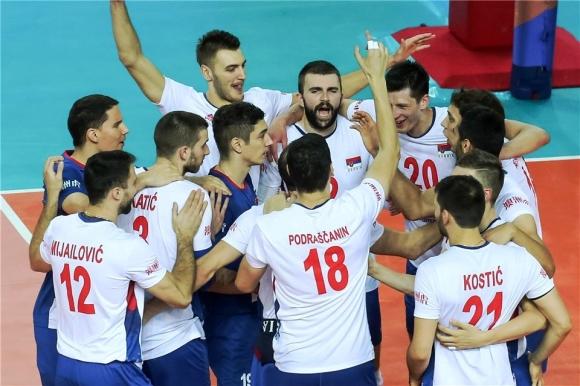 Сърбия гледа към финалите на Лигата след лесна победа над Канада (видео +...