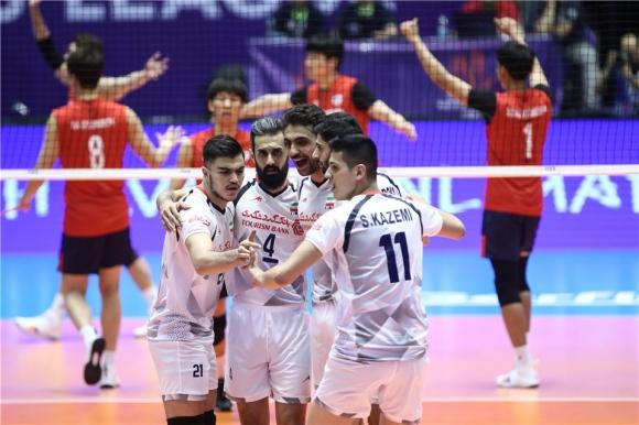 Иран се върна към победите преди мача с България (видео + снимки)