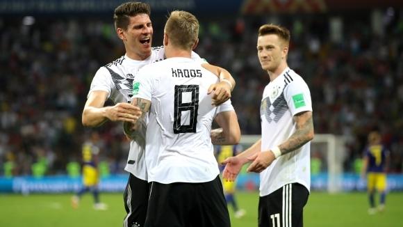 Дел Пиеро възхитен от духа на Германия